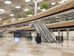 打破常规的阿塞拜疆盖达尔·阿利耶夫国际机场