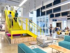 Studio O+A:Vivid办公空间设计