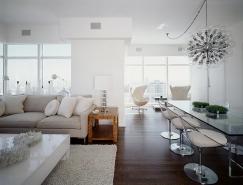曼哈顿中城现代公寓设计
