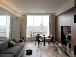 现代简约风格的小户型公寓设