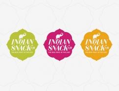 印度小吃包裝設計欣賞