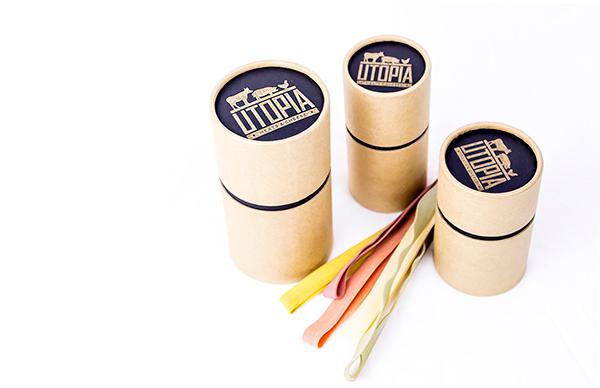 Utopia包装设计欣赏