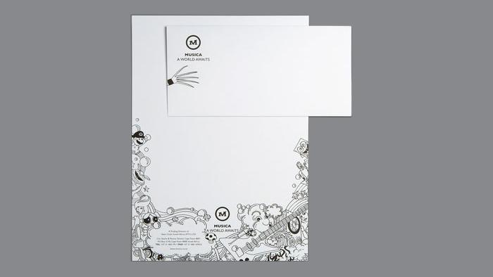30个国外创意信签设计(3)