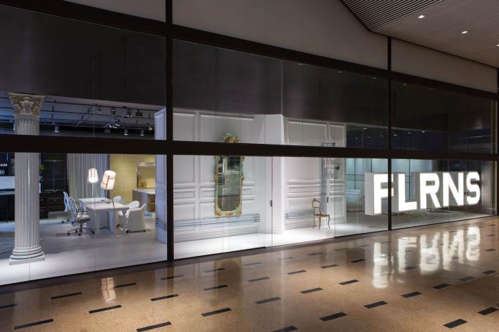 巴西家具制造商Florense概念店