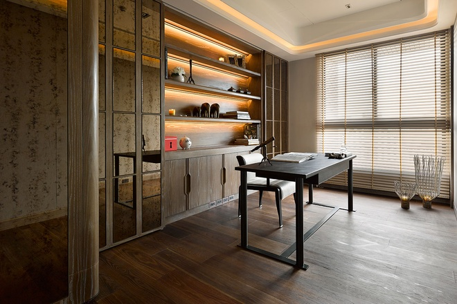 330平米低调奢华的大平层豪宅