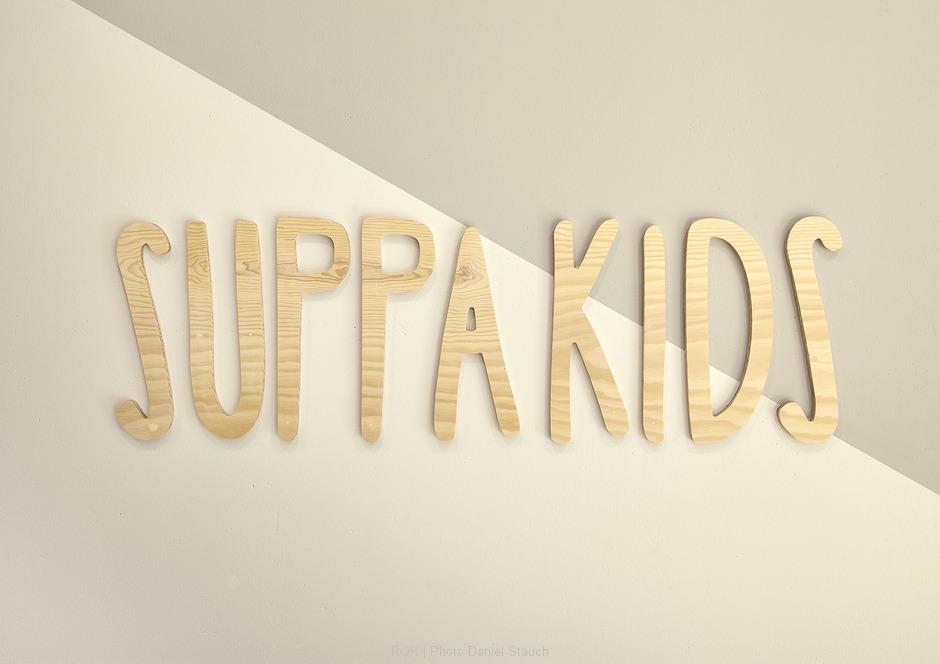 Suppakids儿童运动鞋店设计
