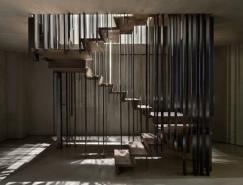 20个别致创意的楼梯设计