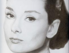 Jon Mckenzie明星铅笔肖像画欣赏
