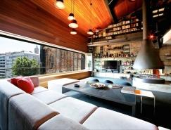 Karakoy复式公寓设计