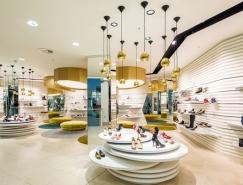Harvey Nichols鞋店设计