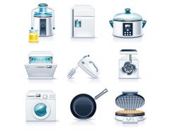 家用电器矢量素材(5)