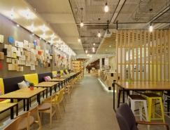 北京言几又书店设计