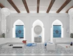 摩洛哥风格室内装修欣赏
