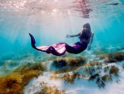 Elena Kalis水下人像摄影欣赏