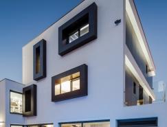 葡萄牙极简风格装修的ML别墅