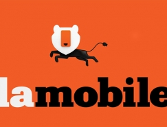 Lamobile品牌VI形象設計