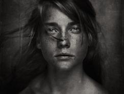 Brian Ingram女性肖像攝影作品