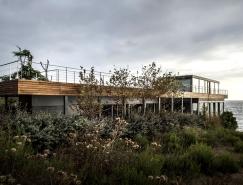 BLANKPAGE Architects打造的无敌海景别墅