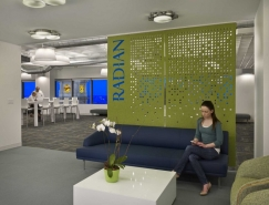 费城Radian开放式办公空间设计