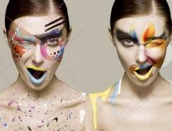Alix Malika时尚人像摄影