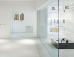 时尚品牌BEIGE东京概念店设计