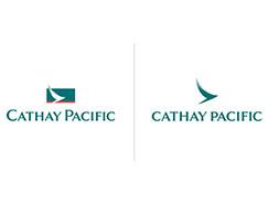 国泰航空更换新标识