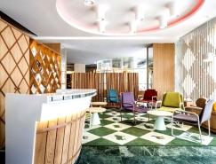 巴黎Poncelet芝士吧餐廳設計