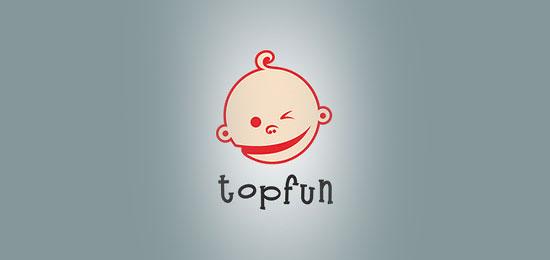30款儿童主题logo设计欣赏