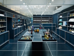 JP architects打造的Le MISTRAL东京