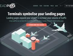 36个国外HTML5-CSS3网页设计欣赏