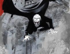 Fernando Vicente吸血鬼插画作品欣赏