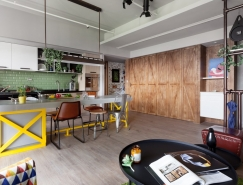 高雄122平米工业简约风格公寓澳门金沙网址