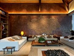 巴西Nova Lima豪华别墅设计