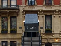 纽约The William精品酒店设计