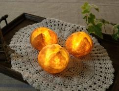 morita yukiko皇冠新2网的诱人面包灯(Pampshade)