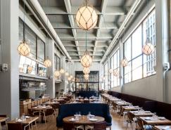 赫爾辛基Bronda現代風格餐廳設計