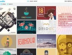 25个HTML5-CSS3网站设计欣赏