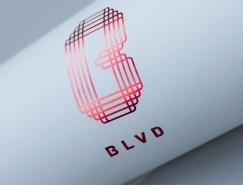 BLVD视觉工作室品牌VI设计
