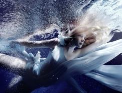 Susanne Stemmer水下肖像攝影欣賞