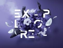 Fabian De Lange创新字体设计欣赏