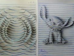 Jo?o A. Carvalho惊人的3D立体画艺术