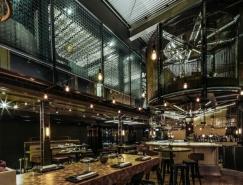 香港ISONO餐廳和酒吧空間設計