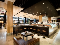 悉尼Tokyo Sushi寿司餐厅设计