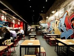 悉尼Tokyo Ramen東京拉面餐廳設計