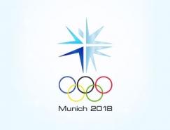 30個冬季主題logo設計欣賞