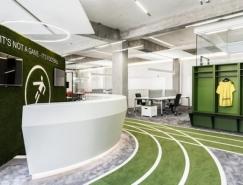 One Football创新办公空间设计