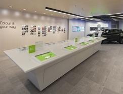 英國Rockar現代汽車展廳設計
