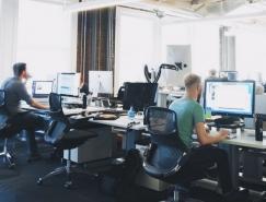 在线出版平台Medium旧金山办公空间设计