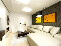 Cubica Studio:简约小户型公寓澳门金沙网址