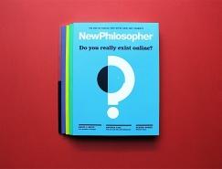 New Philosopher杂志版式设计